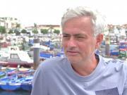 穆帅:我觉得拿到欧联冠军很棒,但人们好像不这么认为