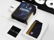 黑凤凰重生,帕尔马2019/20赛季第二客场球衣发布