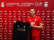 官方:利物浦免签前西汉姆联门将阿德里安