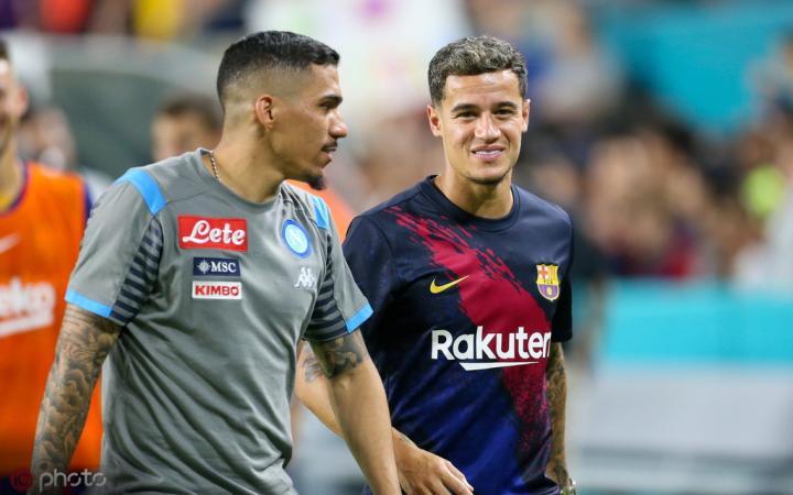 瓦茨克:祝贺拜仁签下库蒂尼奥,这对德甲是好事