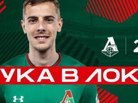官方:莫斯科火车头签下泽尼特前锋乔尔杰维奇
