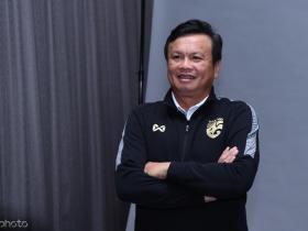 泰国队亚洲杯临时主帅将协助西野朗,备战世界杯预选赛