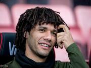足球市场:波尔多想租借阿森纳中场埃尔内尼