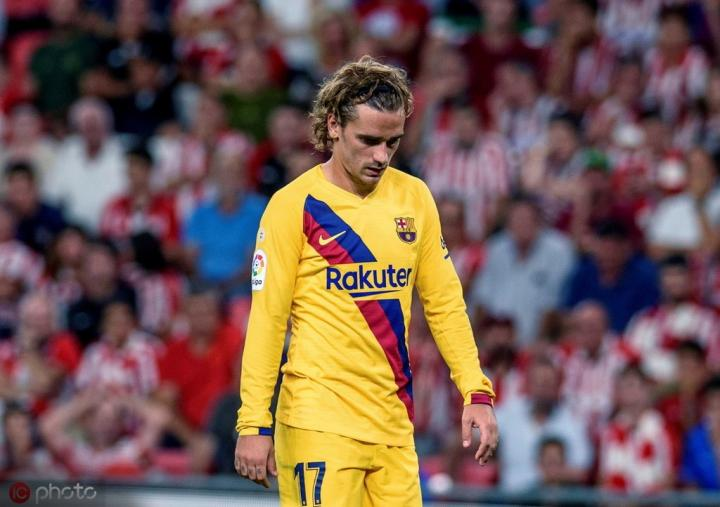 阿斯:根据西足协规定,格列兹曼无法更换球衣号码