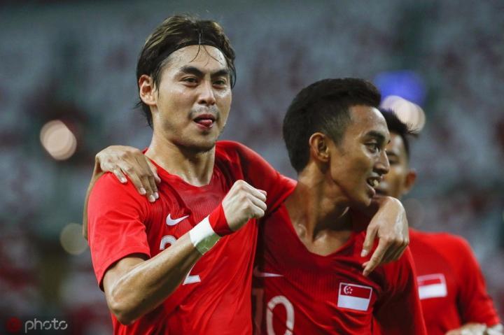 新加坡足协副主席:参加2034世界杯的目标并非不现实