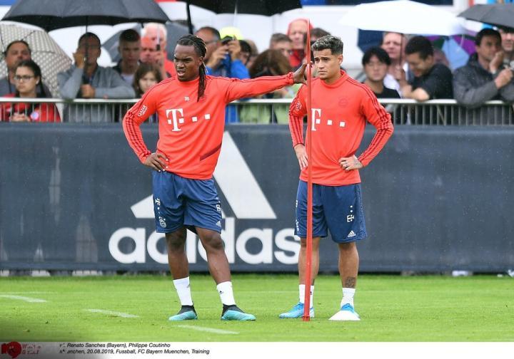 队报:里尔想要拜仁慕尼黑中场雷纳托-桑切斯