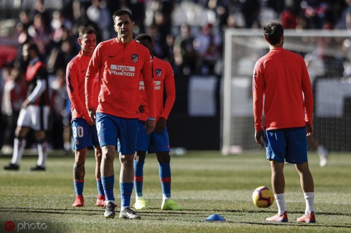 都体:拉齐奥想要马德里竞技前锋卡利尼奇