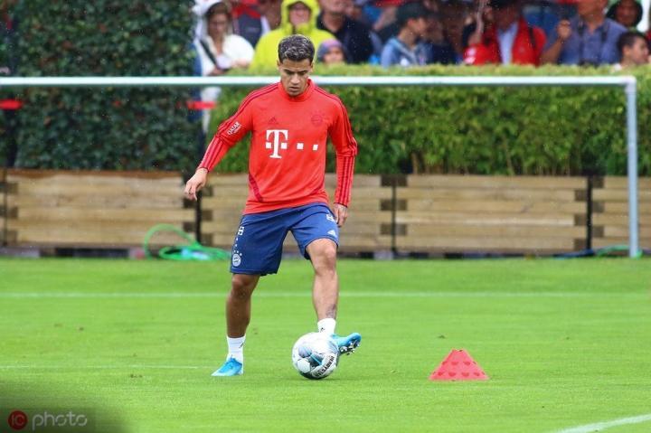 纳斯塔西奇:库蒂尼奥是非常棒的球员,他的到来会使德甲受益