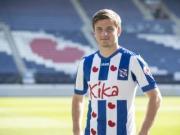 官方:布莱顿将丹麦U21国脚德雷尔租借给海伦芬