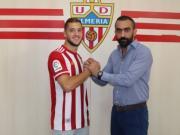 官方:阿尔梅里亚签下波尔多中场巴达
