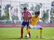 西甲希望杯:恒大足校2-1马竞U16,前者成国内唯一晋级球队