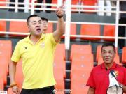 不和谐!主场惨败后,内蒙古球迷、摄影对淄博队破口大骂