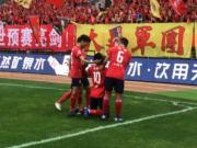 陕西2-1北体大,奥斯卡点射,杨昊妙传杨贺破门,戈武建功