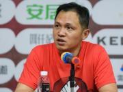 朱炯:打得好的队伍未必赢球;我一定会带领大家坚持到最后