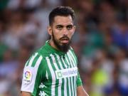 贝蒂斯战巴塞罗那大名单:博尔哈因伤缺阵