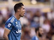 半场战报:尤文客场1-0帕尔马,C罗进球被吹,基耶利尼破门