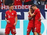 沙尔克vs拜仁评分:莱万满分,卢卡斯和库蒂尼奥高分