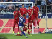 沙尔克主帅:拜仁的两个手球都应该被判点球
