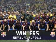 历史上的今天:巴塞罗那第四次夺欧洲超级杯。201...