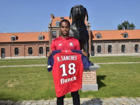 雷纳托-桑切斯:加盟拜仁慕尼黑时还没有做好准备