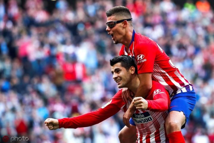 阿斯报:科隆和奥格斯堡想要马德里竞技后卫蒙特罗