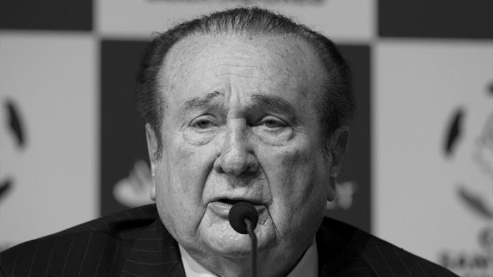 前南美足协主席尼克拉斯-莱奥斯去世,享年90岁