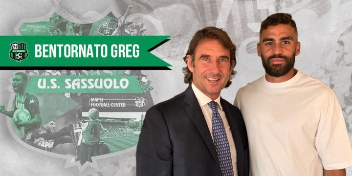官方:罗马前锋德弗雷尔租借回到萨索洛