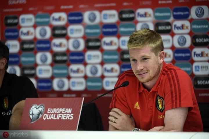 德布劳内:很难说目前是职业生涯最佳时期,会尊重每一个对手