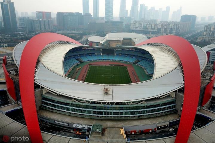 扬子晚报:亚洲杯考察组昨日赴南京考察,评估办赛资格