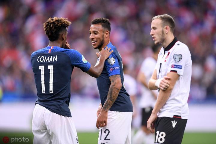 托利索:就算姆巴佩、博格巴和坎特缺阵,我们也必须赢球