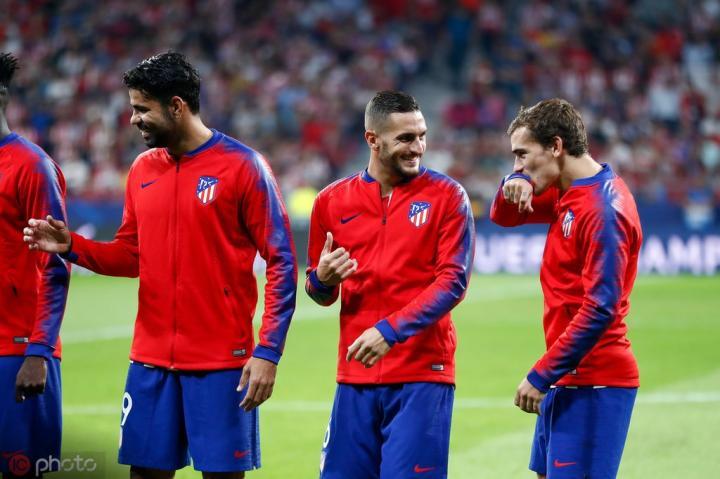 科斯塔:格列兹曼的梦想就是和梅西踢球,我们不该说他坏话
