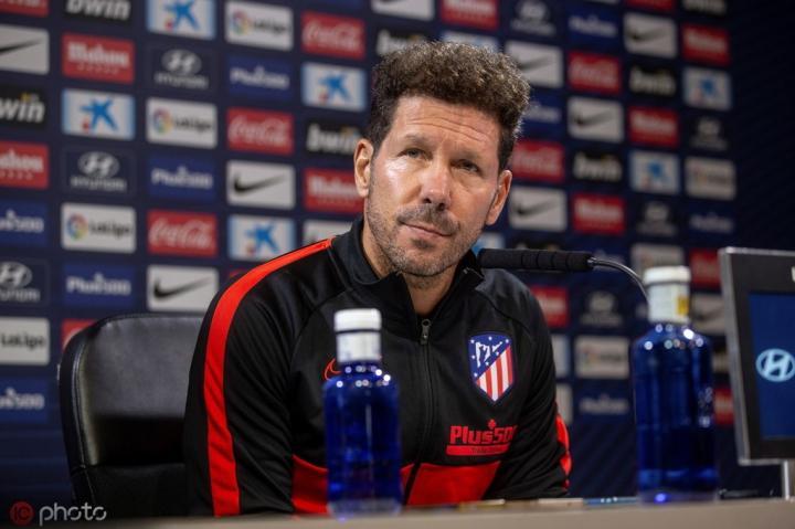 马卡:马德里竞技将从河床签下西蒙尼的小儿子朱利亚诺