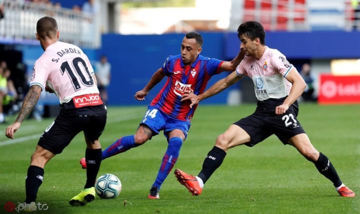 队史最长西甲开局球荒,西班牙人346分钟后才收获新赛季首球
