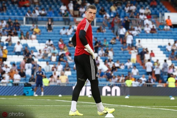 足球市场:卢宁将在明年冬窗回到皇家马德里