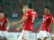 恒大在亚冠与日本球队战绩13胜9平6负,但已四年没在客场赢球