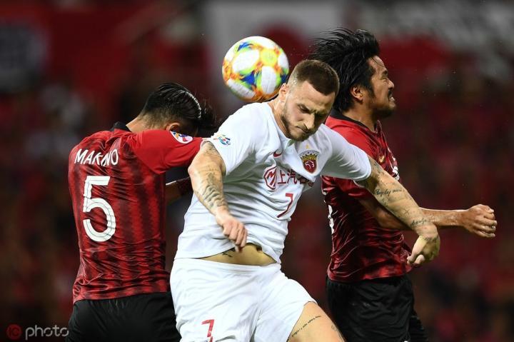 上港未能成功复仇浦和,亚冠赛场上仅剩恒大一支中超球队