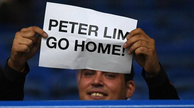 马卡:瓦伦西亚球迷对俱乐部老板林荣福非常不