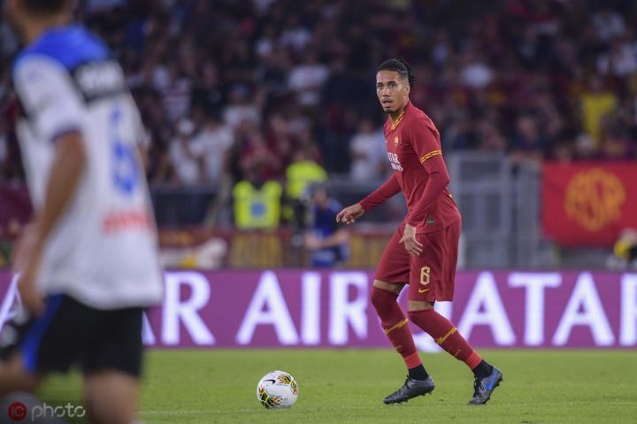 斯莫林:为迎来罗马首秀感到开心,遗憾的是我们输掉了比赛
