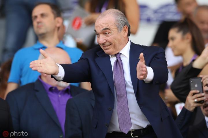佛罗伦萨老板:战胜米兰很开心;里贝里的交易太划算了
