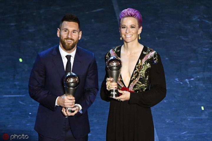 阿斯报:美国女足队长拉皮诺埃可能加盟皇家马德里女足