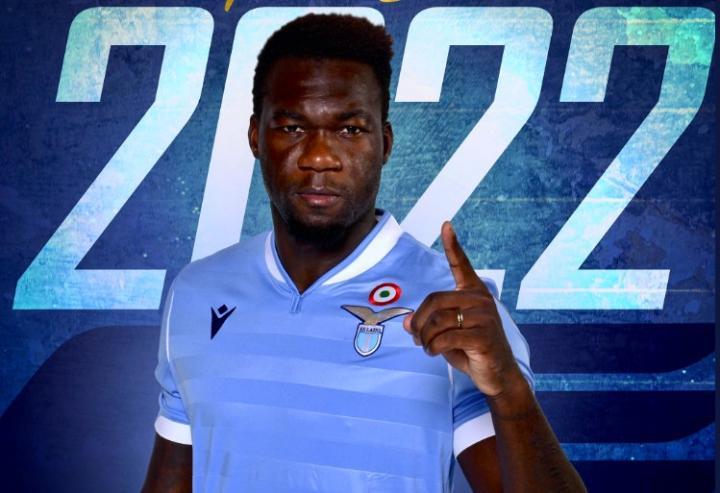 官方:拉齐奥和厄瓜多尔前锋凯塞多续约至2022年