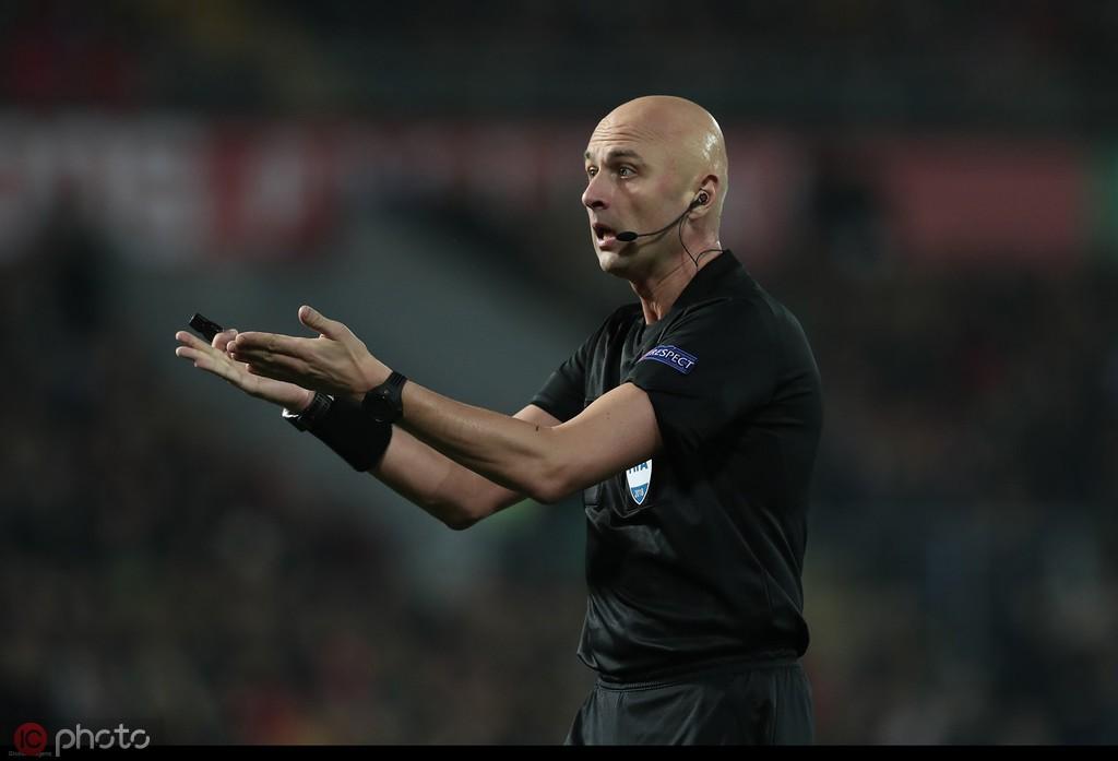 意大利欧预赛和希腊比赛的主裁判确定:俄罗斯人卡拉肖夫