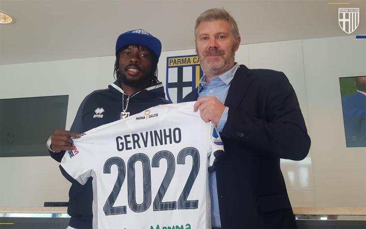 官方:帕尔马和热尔维尼奥续约到2022年6月