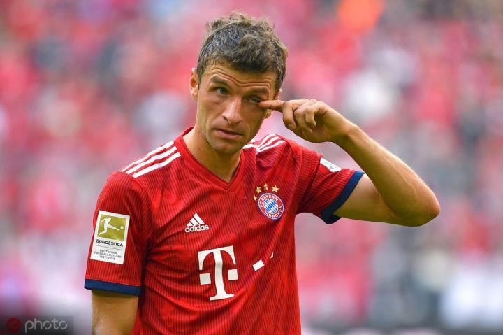 前德国国脚科勒:我感觉穆勒有可能在冬窗离开拜仁