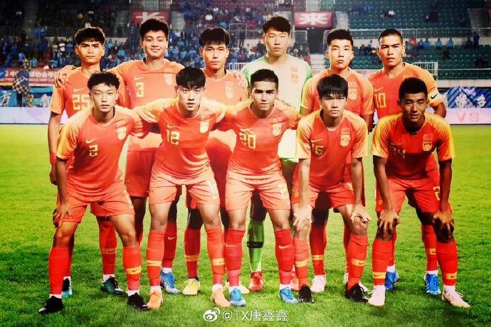 热身赛:U18国青0-1南通支云,并将于15日前往印尼进行拉练