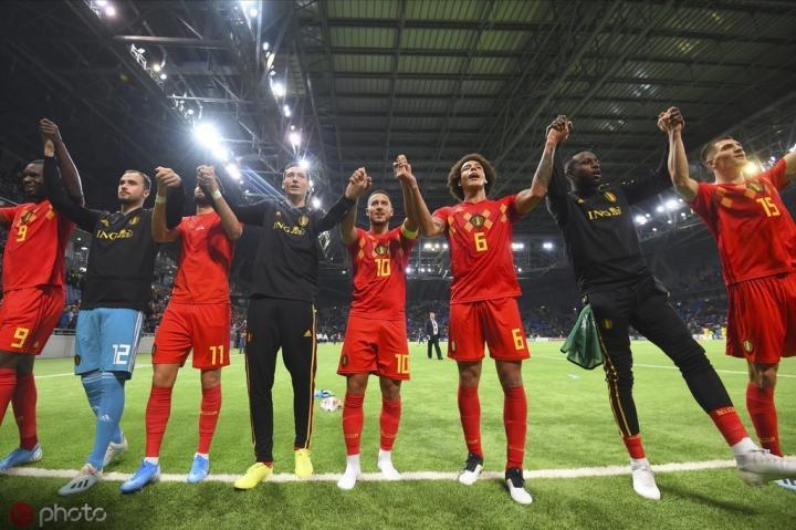 固若金汤!比利时队连续第7场欧预赛完成零封