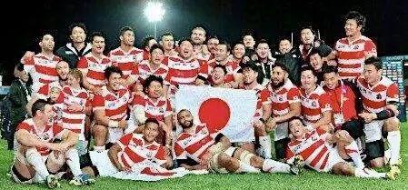 日本体育之窥见台风过后,日本再次陷入全民橄榄球r...