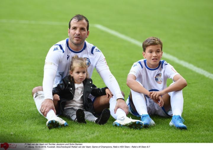 范德法特吹罗本:如果他现在去荷甲踢球,他仍然是最佳球员