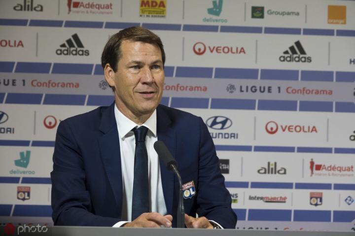 鲁迪-加西亚:里昂是法国最好的球队之一,想在这里长期执教