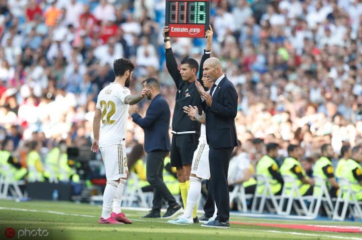 西媒:替埃里克森,热刺想要皇家马德里中场伊斯科